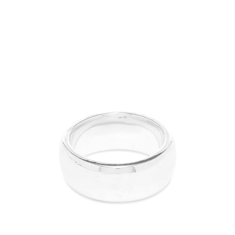 M. Cohen Soli Ring - Silver
