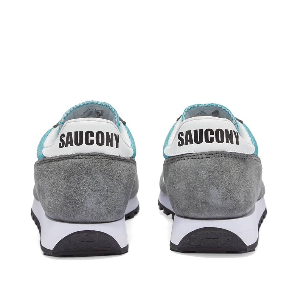 Saucony Jazz '81 - Castlerock, Blue & White