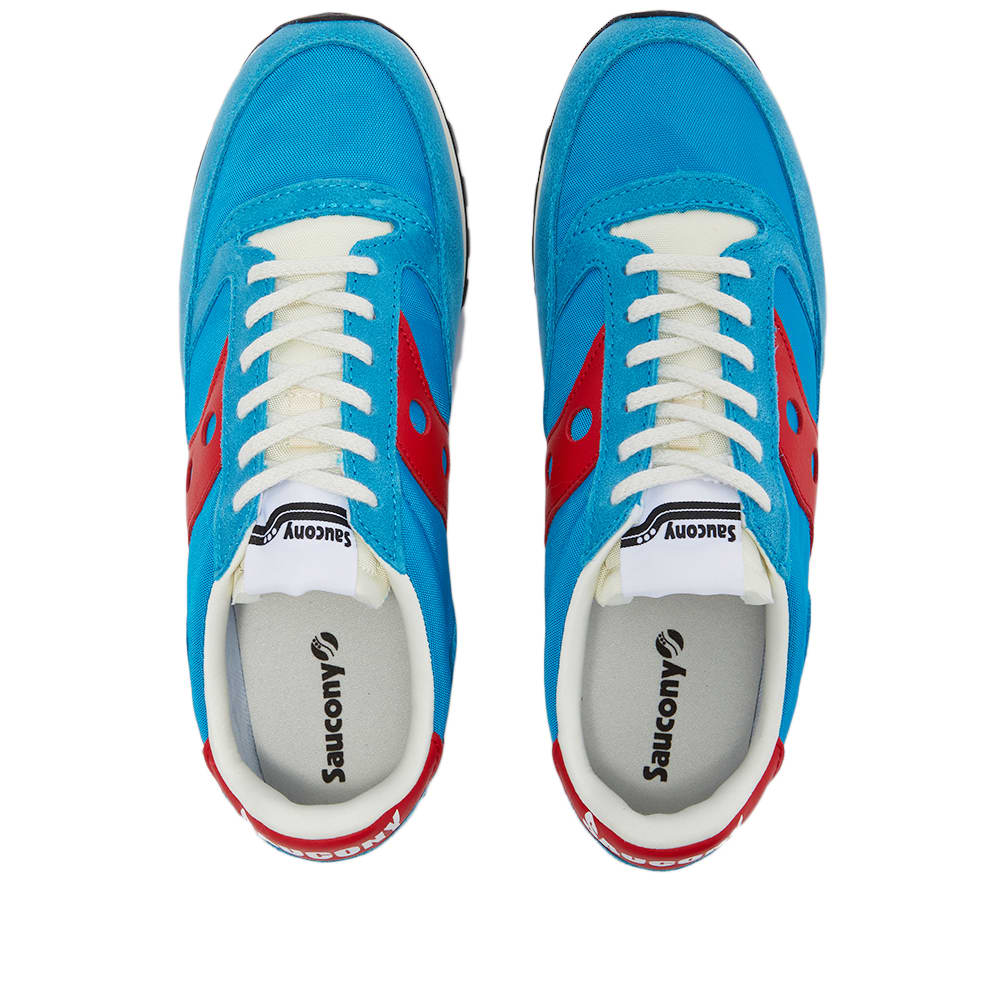 Saucony Jazz '81 'Distressed' - Blue & Red