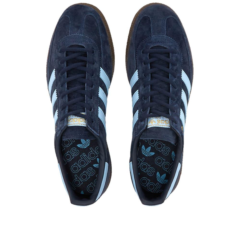 Adidas Handball SPZL - Collegiate Navy, Sky & Gum