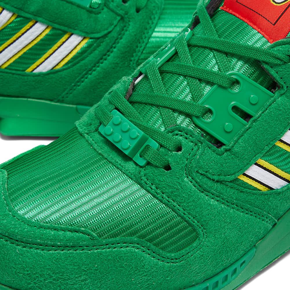 Adidas ZX 8000 Junior Lego - Green