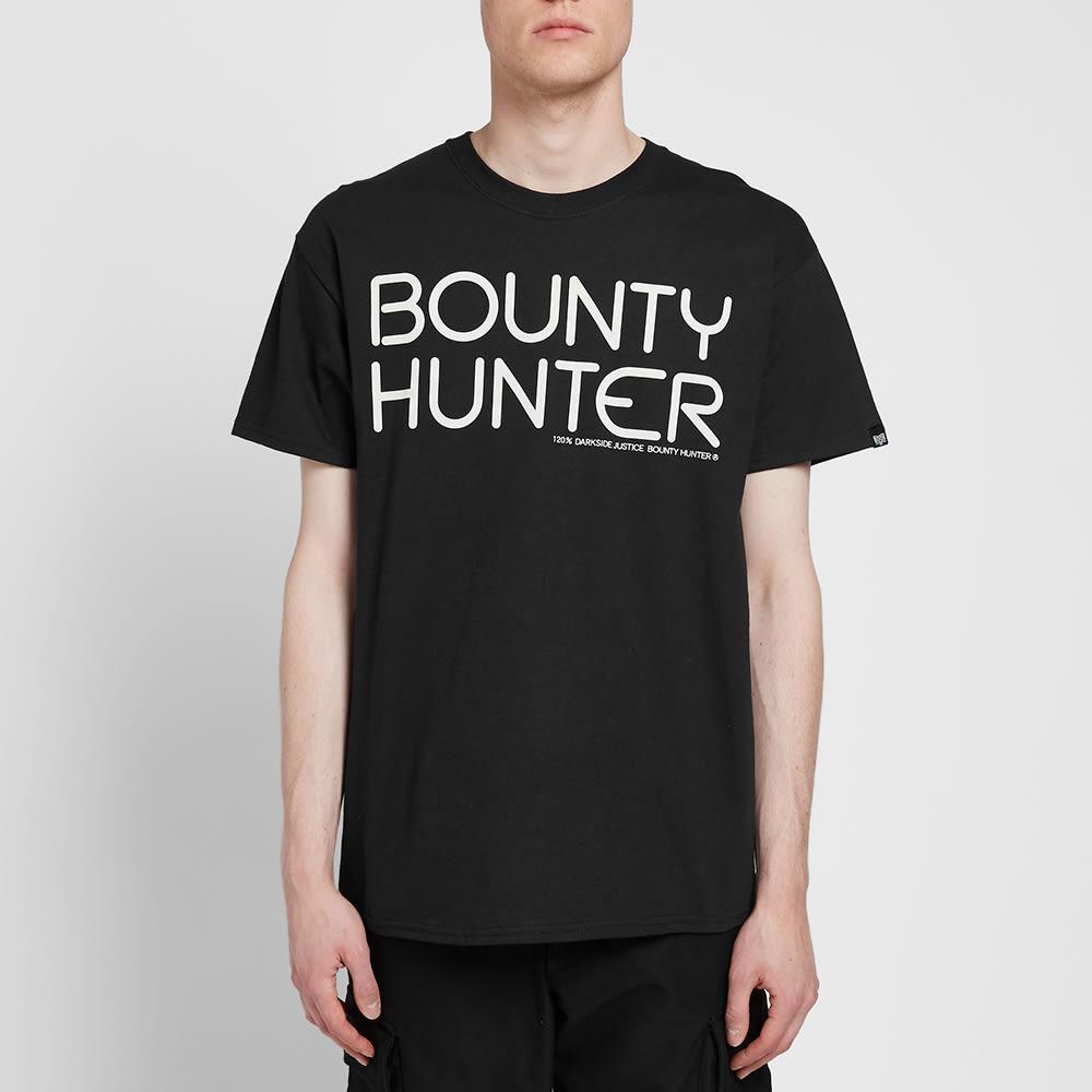 Bounty Hunter Eater Tee - Black