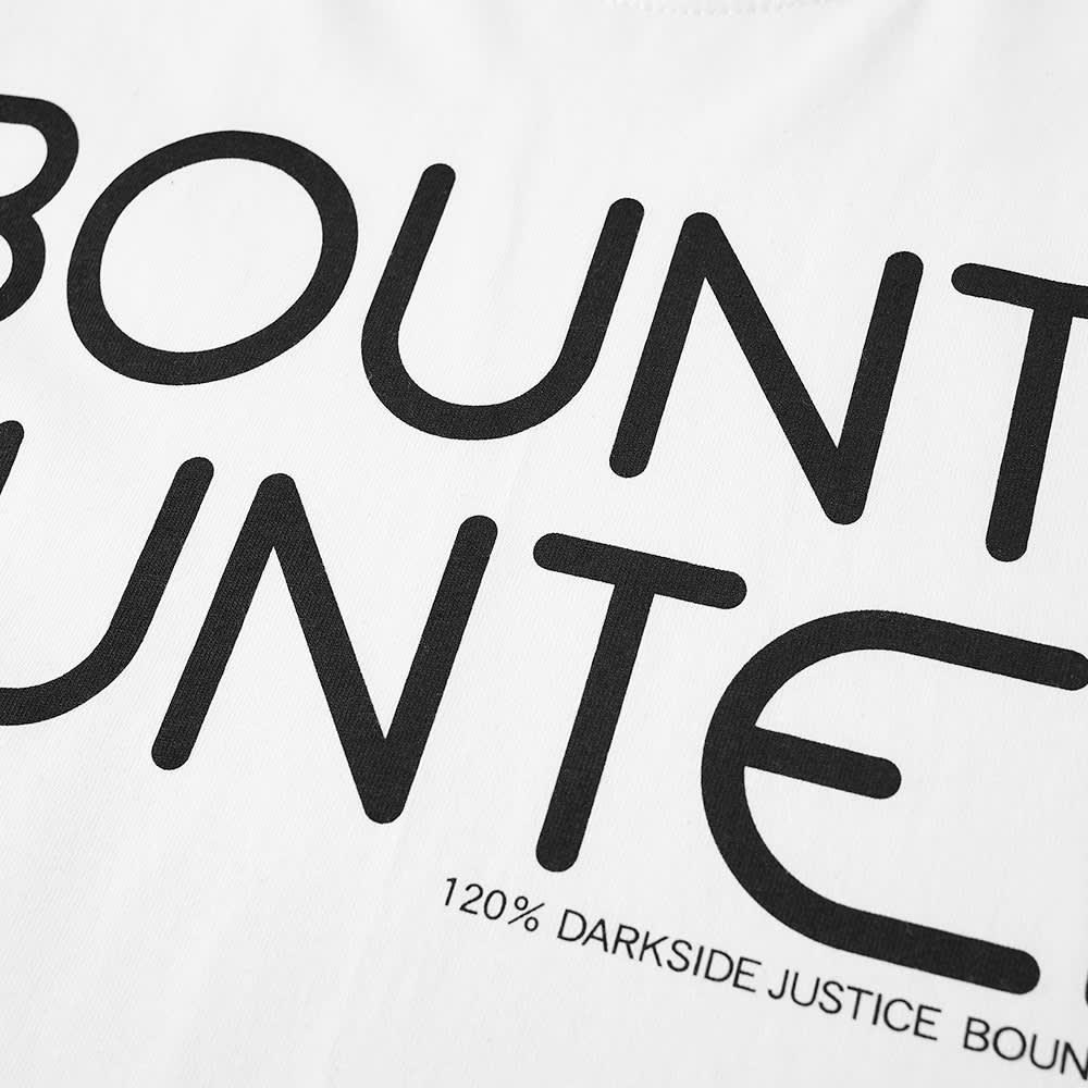 Bounty Hunter Eater Tee - White