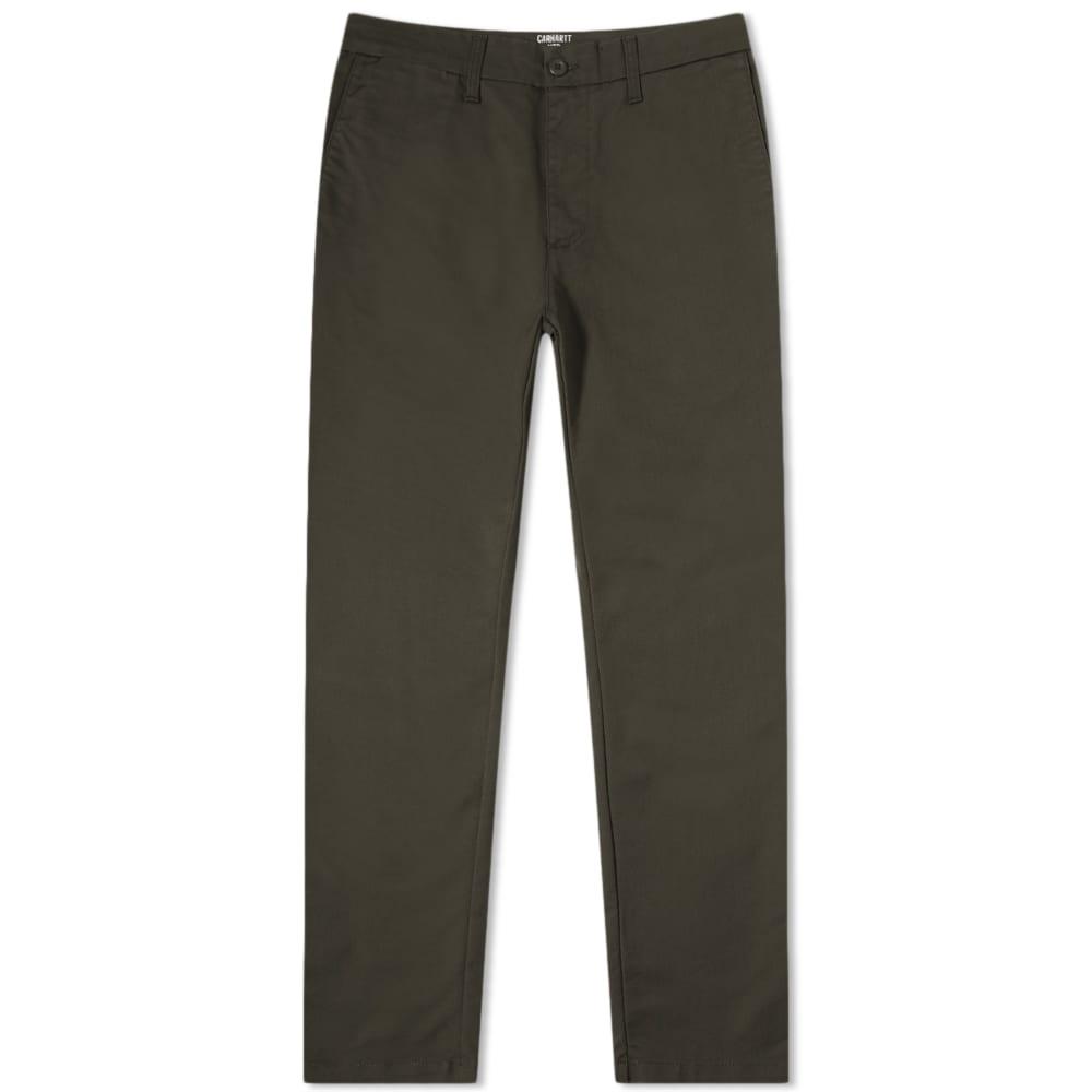 Carhartt WIP Sid Pant - Cypress Green