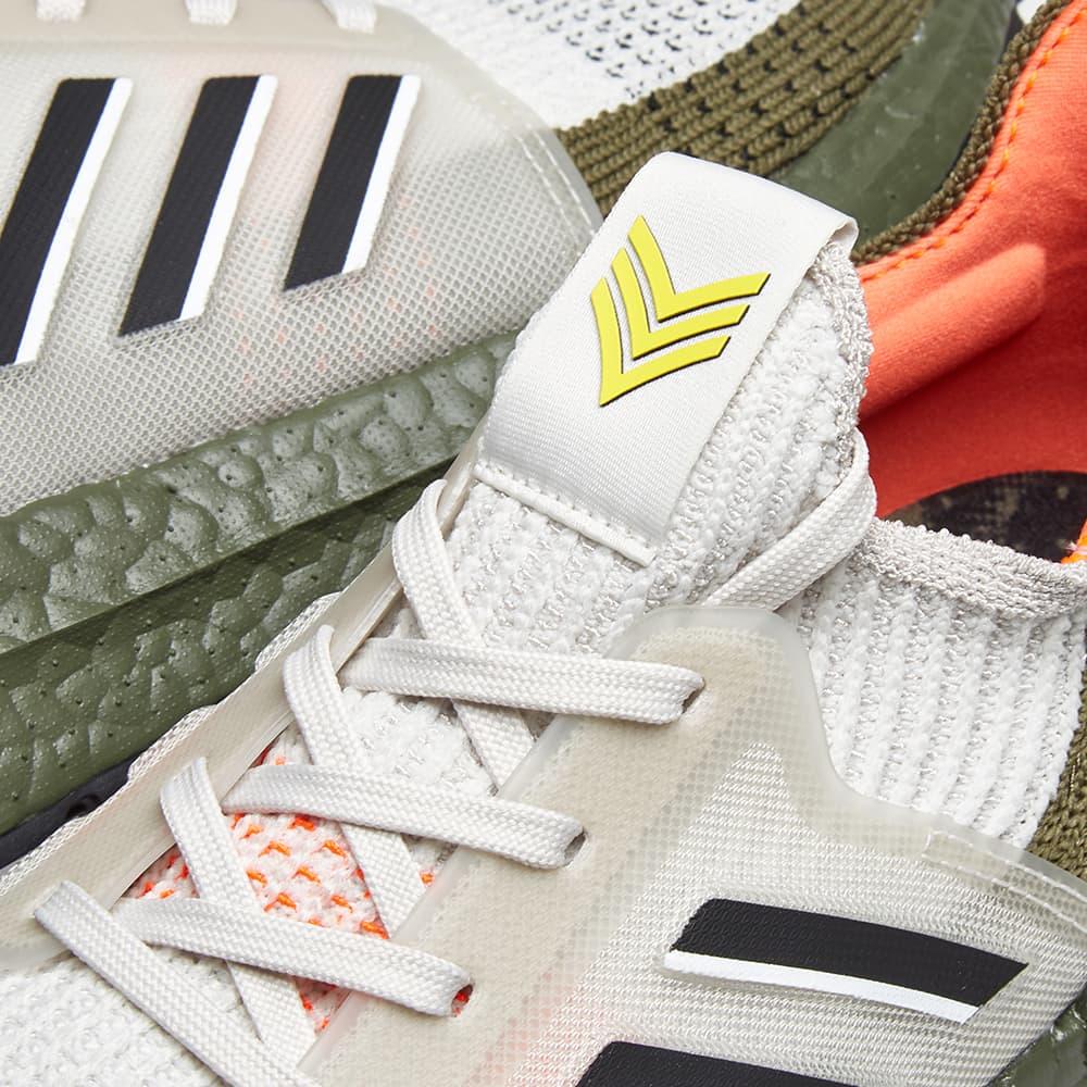 Adidas Ultra Boost 19 Active Maroon