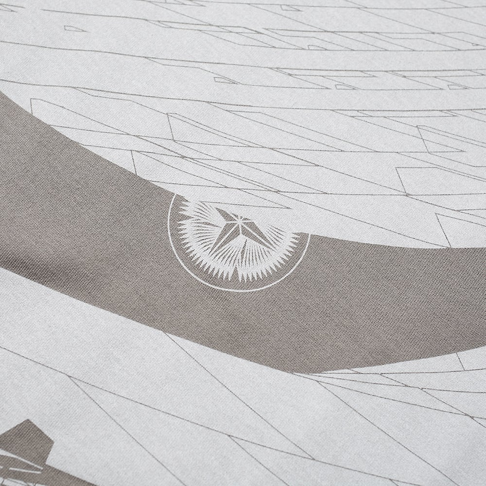 Stone Island Shadow Project Back Logo Pocket Tee - Grey
