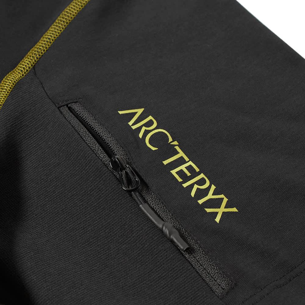 Arc'teryx System A Copal Pocket Tee - Black