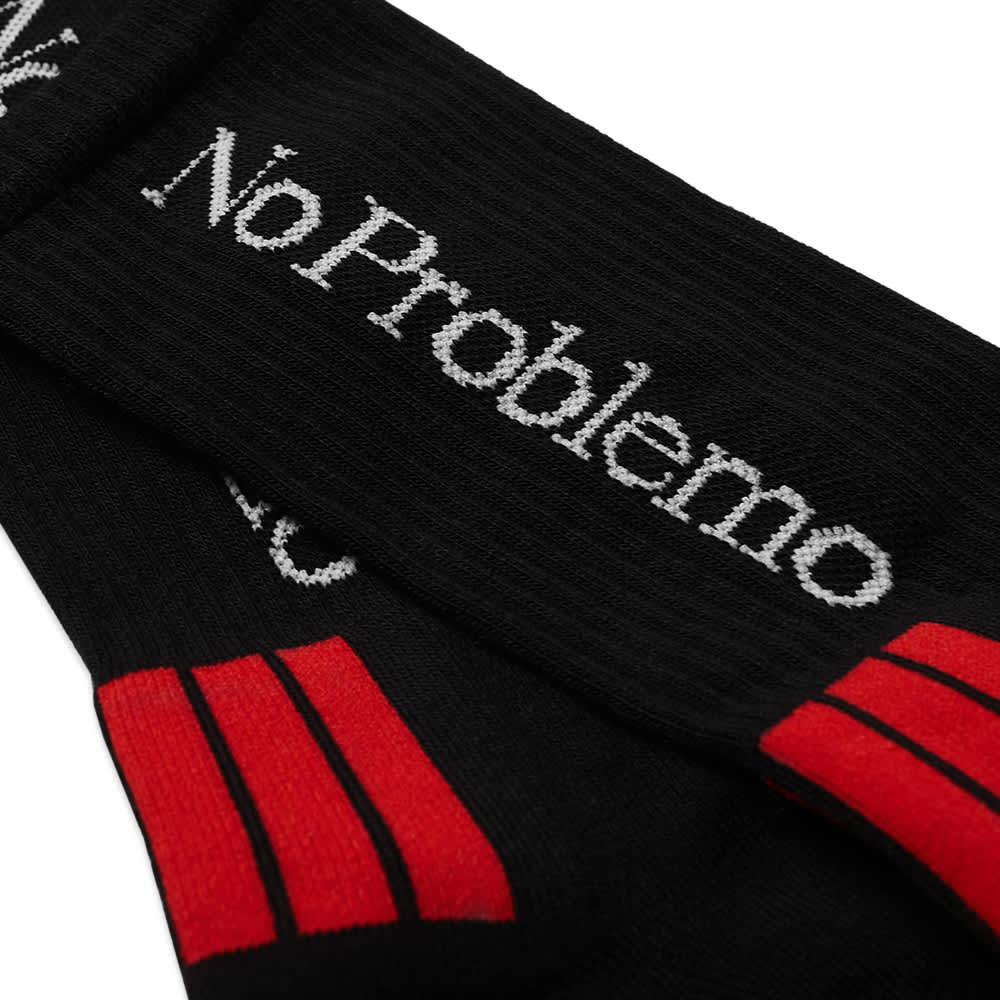Aries No Problemo Sock - Black