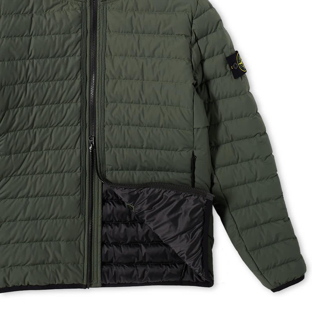 Stone Island Lightweight Primaloft Puffa Jacket - Sage