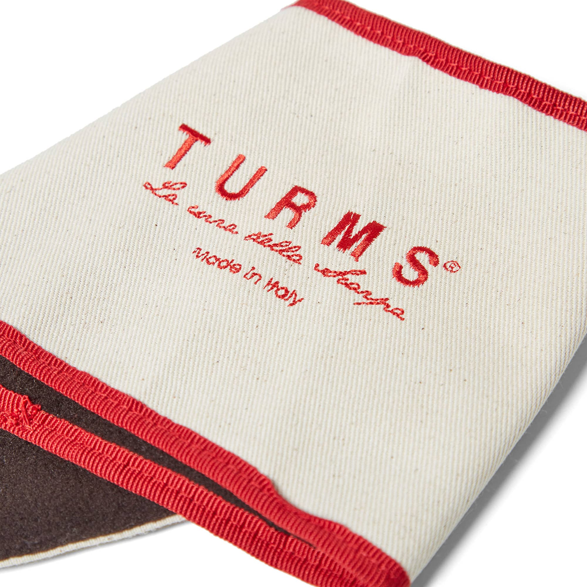 TURMS Hand Stitched College Care Kit - Red