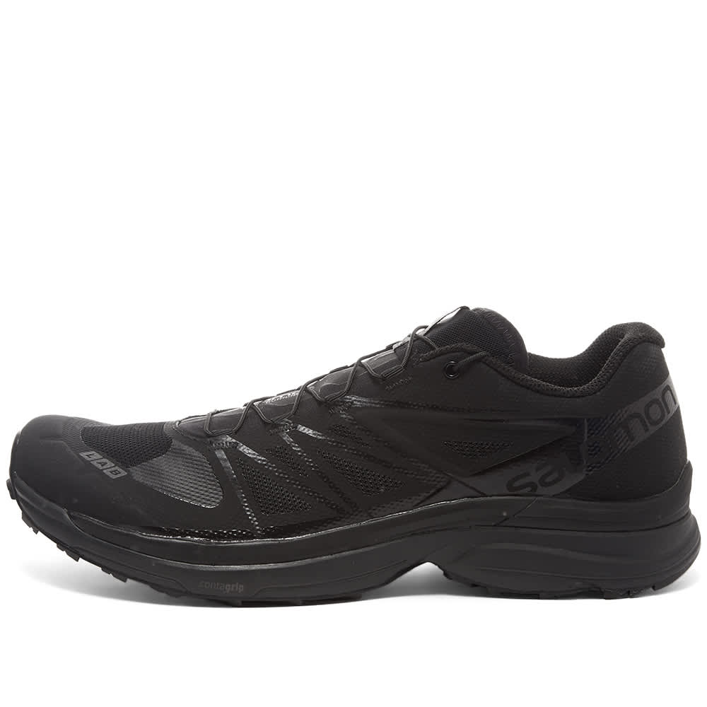 Salomon S/LAB Wings 8 Black LTD Black