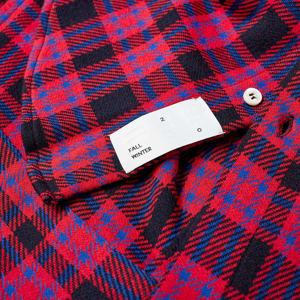 4SDESIGNS Knit Shirt - Red