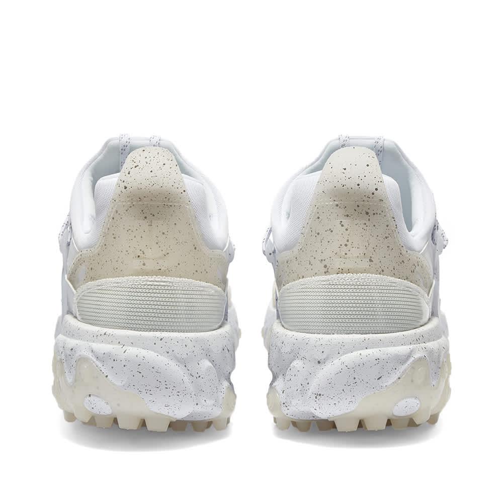 Nike x Undercover React Presto - White & Black