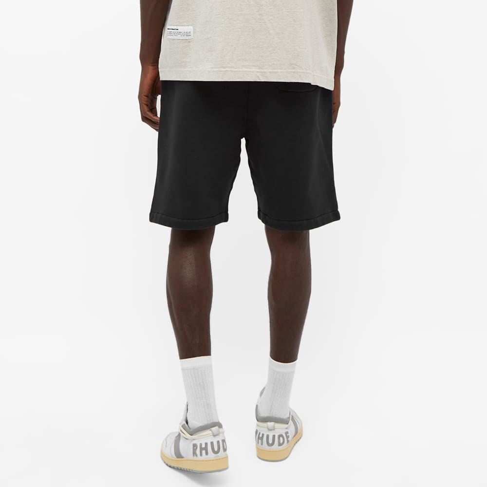 Heron Preston HP Brush Sweat Shorts - Black