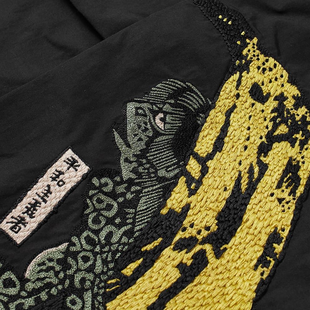 Maharishi Warhol Embroidered Snopant - Black