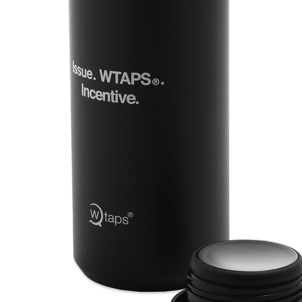 WTAPS Kinto Water Bottle - 500Ml - Black