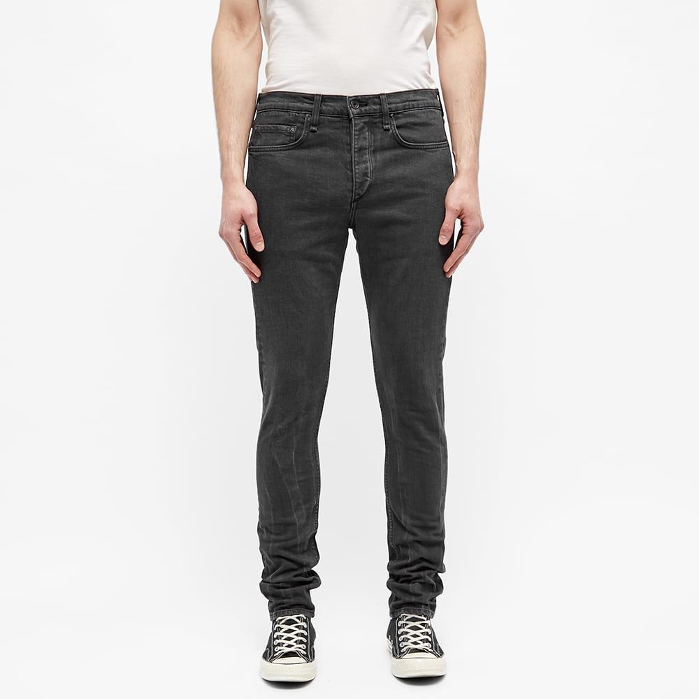 Rag & Bone Fit 1 Skinny Jean - Shelter