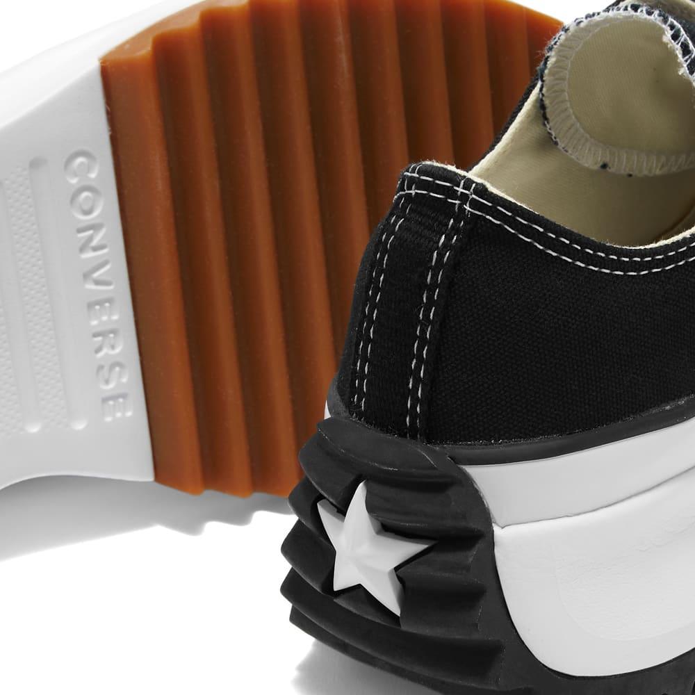 Converse Run Star Hike Ox - Black, White & Gum