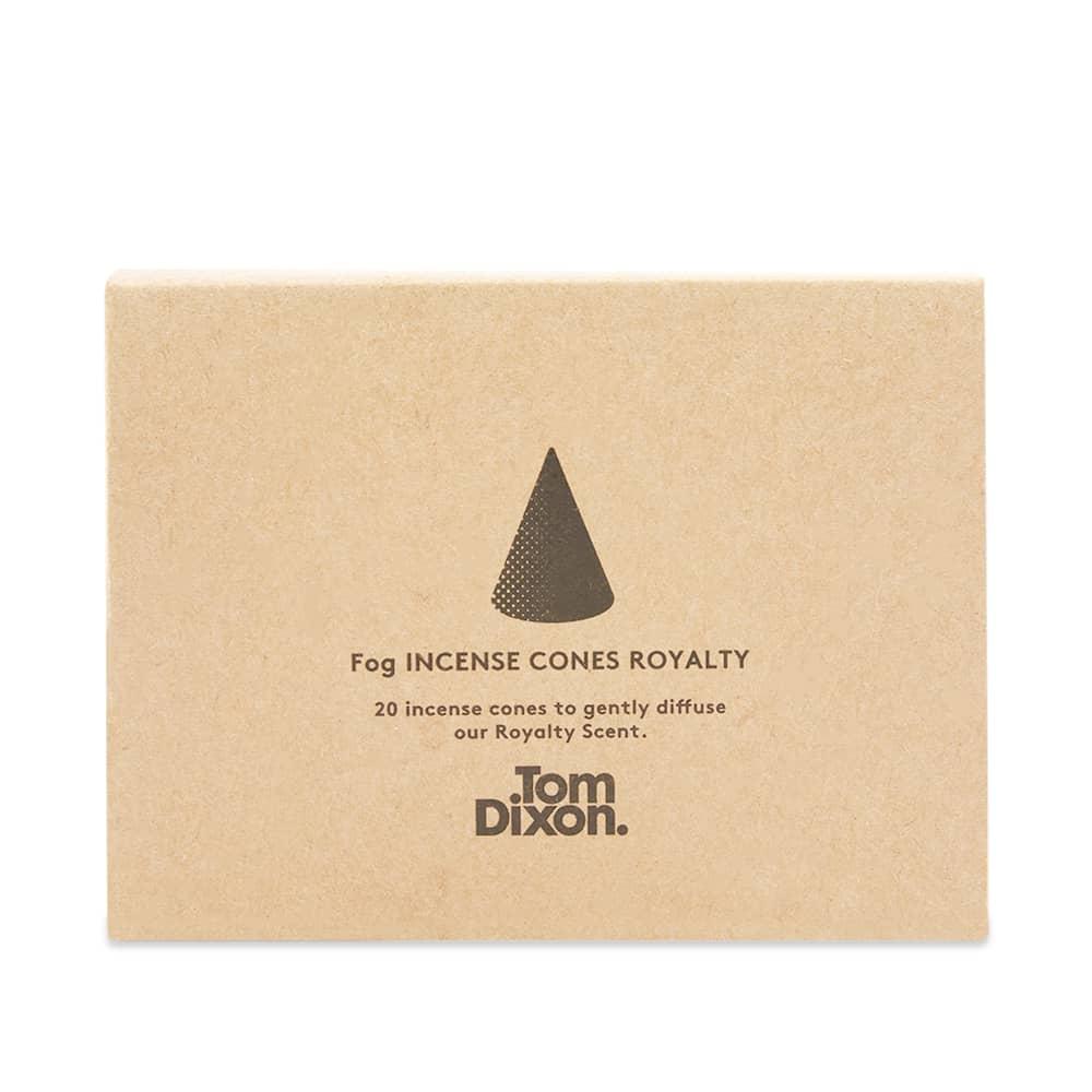 Tom Dixon Fog Incense Cones - Royalty