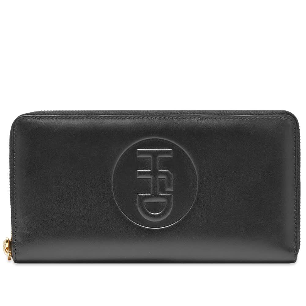 HFD Media Storage Leather Wallet