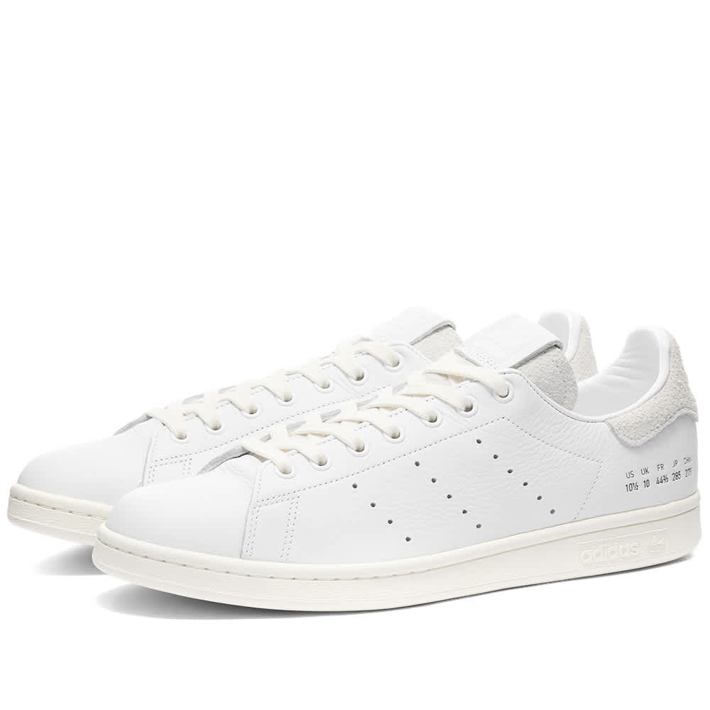 Adidas Stan Smith - White & Off White