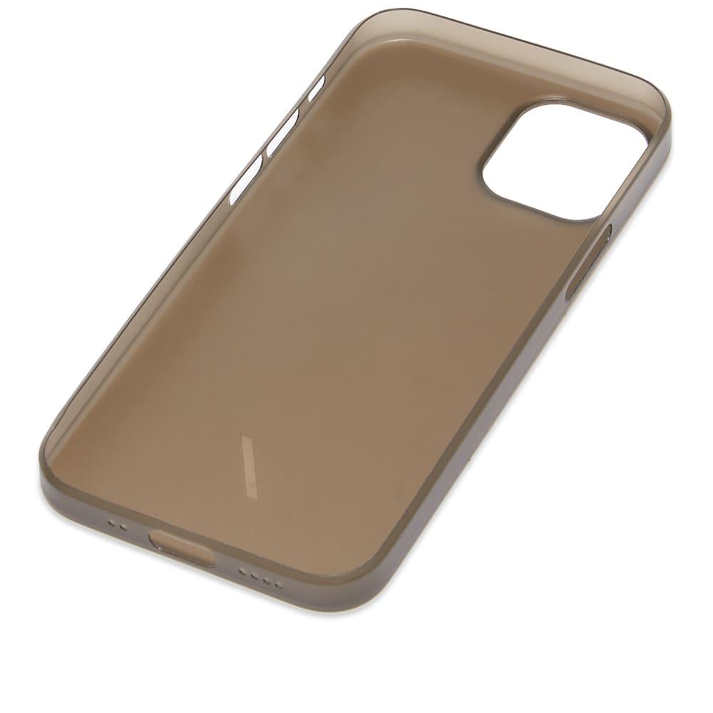 Native Union Clic Air iPhone 12 Mini Case - Smoke