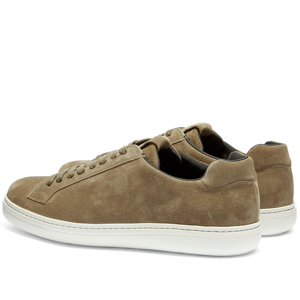 Church's Mirfield Suede Sneaker - Stone