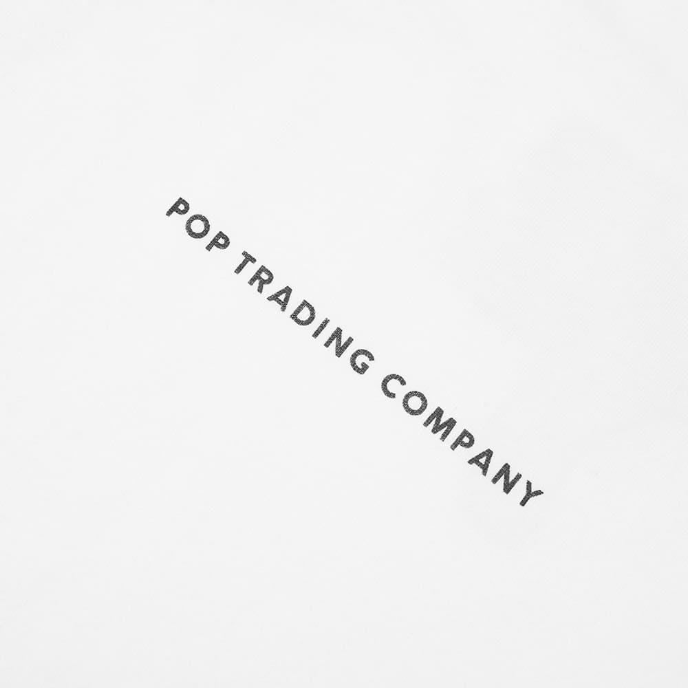 Pop Trading Company Noah Tee - White