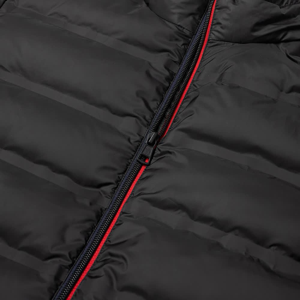 Moncler Genius 2 Moncler 1952 RWB Zip Detail Jacket - Black