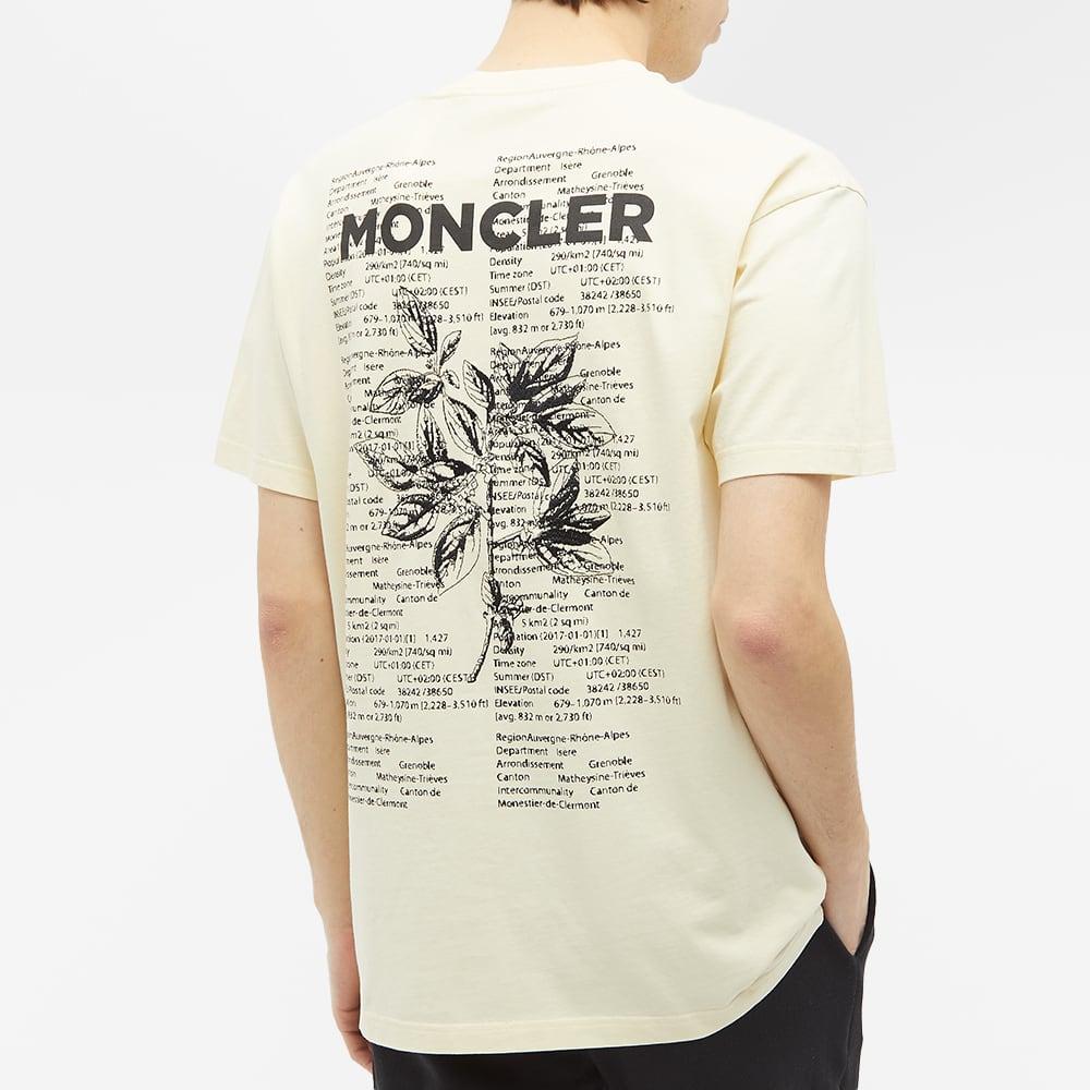 Moncler Genius 2 Moncler 1952 Maglia Tee - Off White