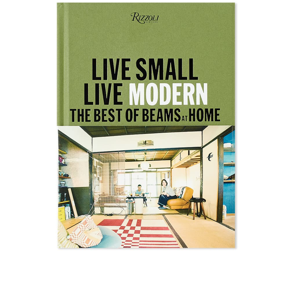 Live Small, Live Modern - The Best of Beams at Home - Beams