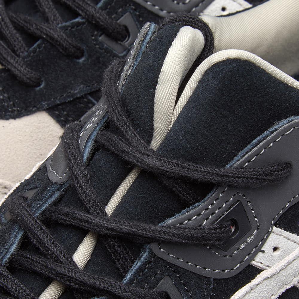 Asics x Kickslab Gel-Lyte III - Black & Cool Grey