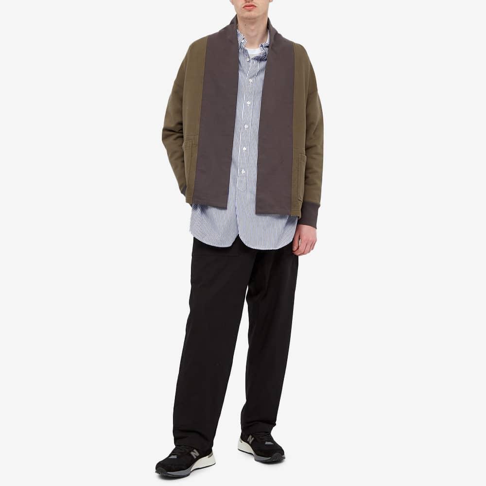 FDMTL Haori Cardigan - Khaki
