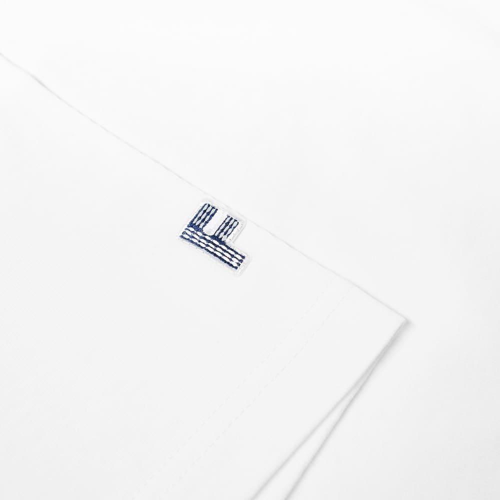 FDMTL Sashiko Logo Tee - White