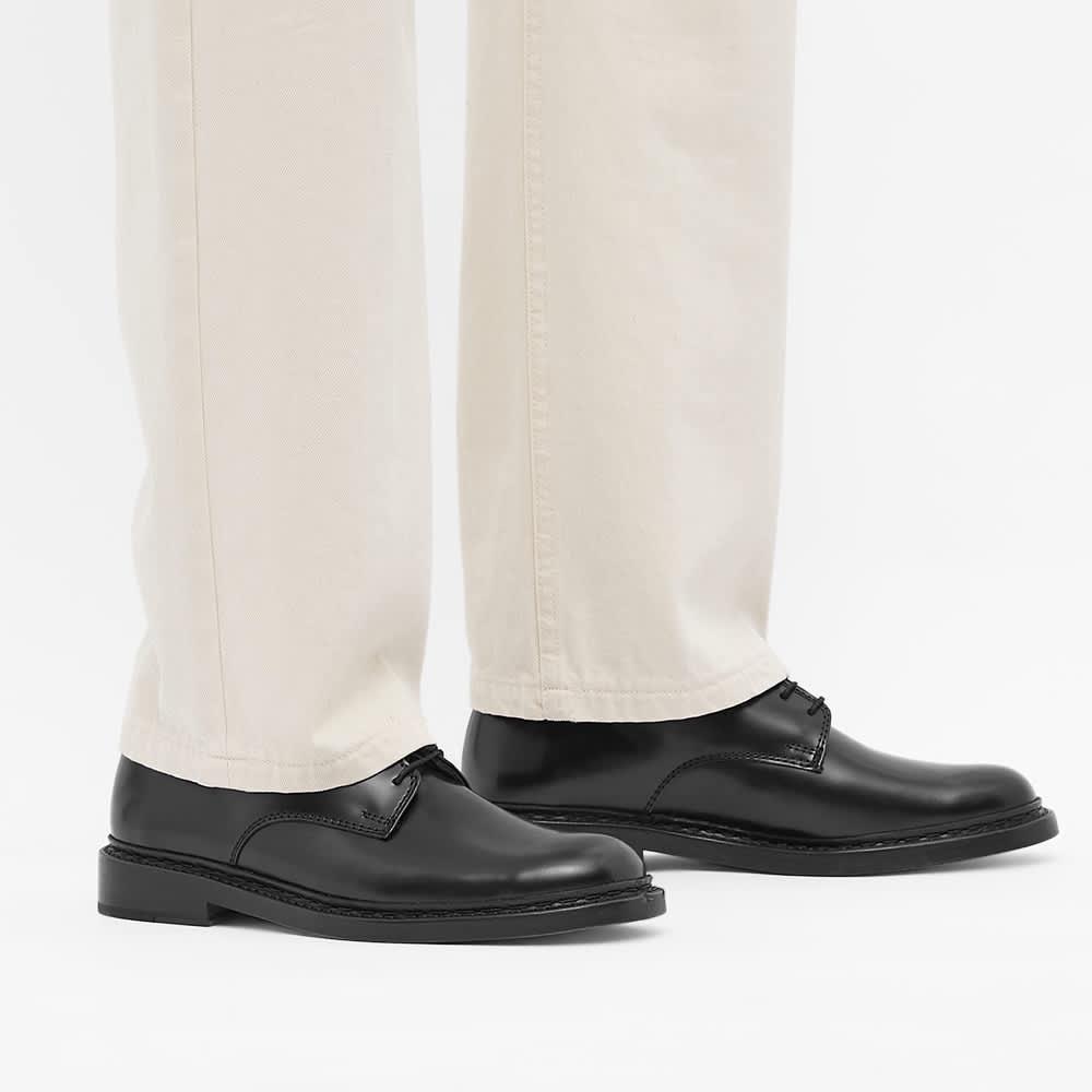 Our Legacy Uniform Parade Derby Shoe - Black