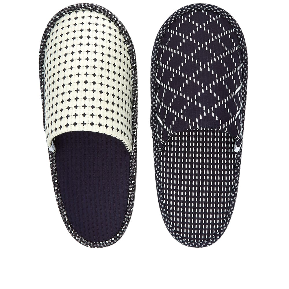 FDMTL Room Shoes - Indigo
