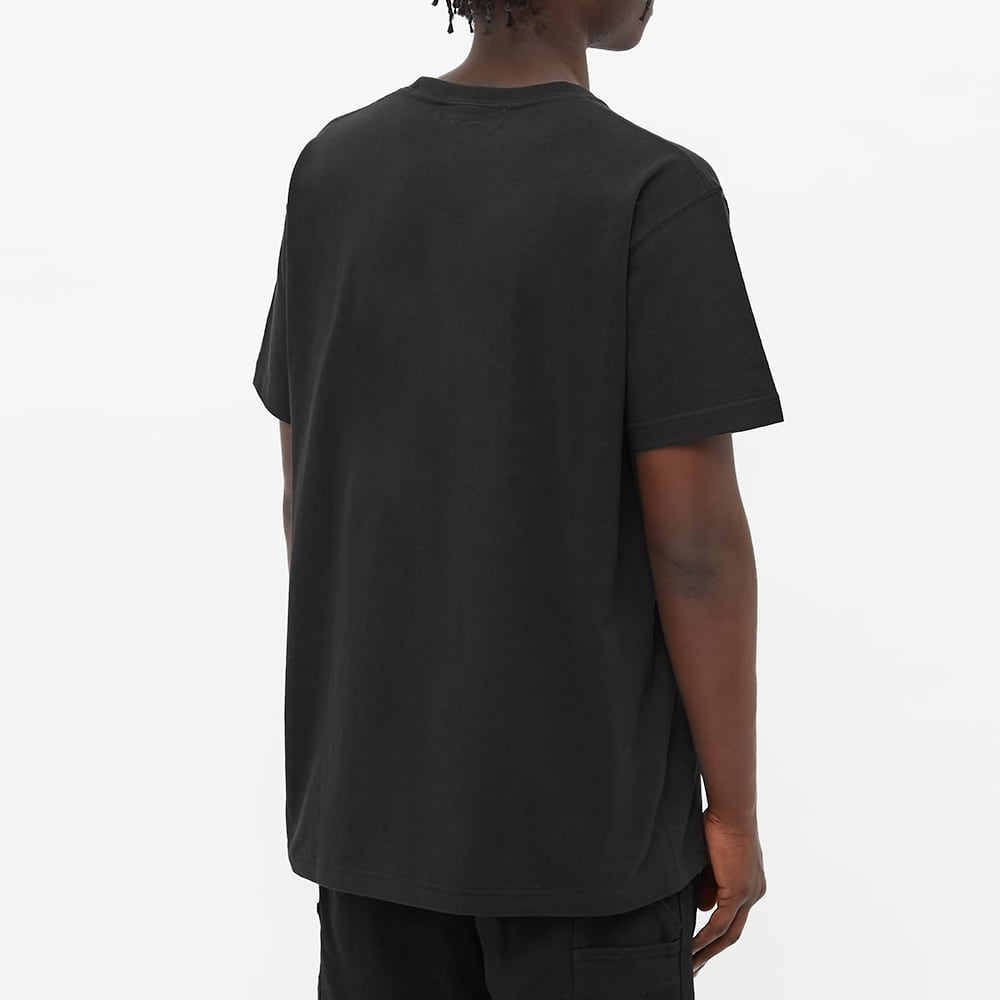 FDMTL Boro Patchwork Tee - Black