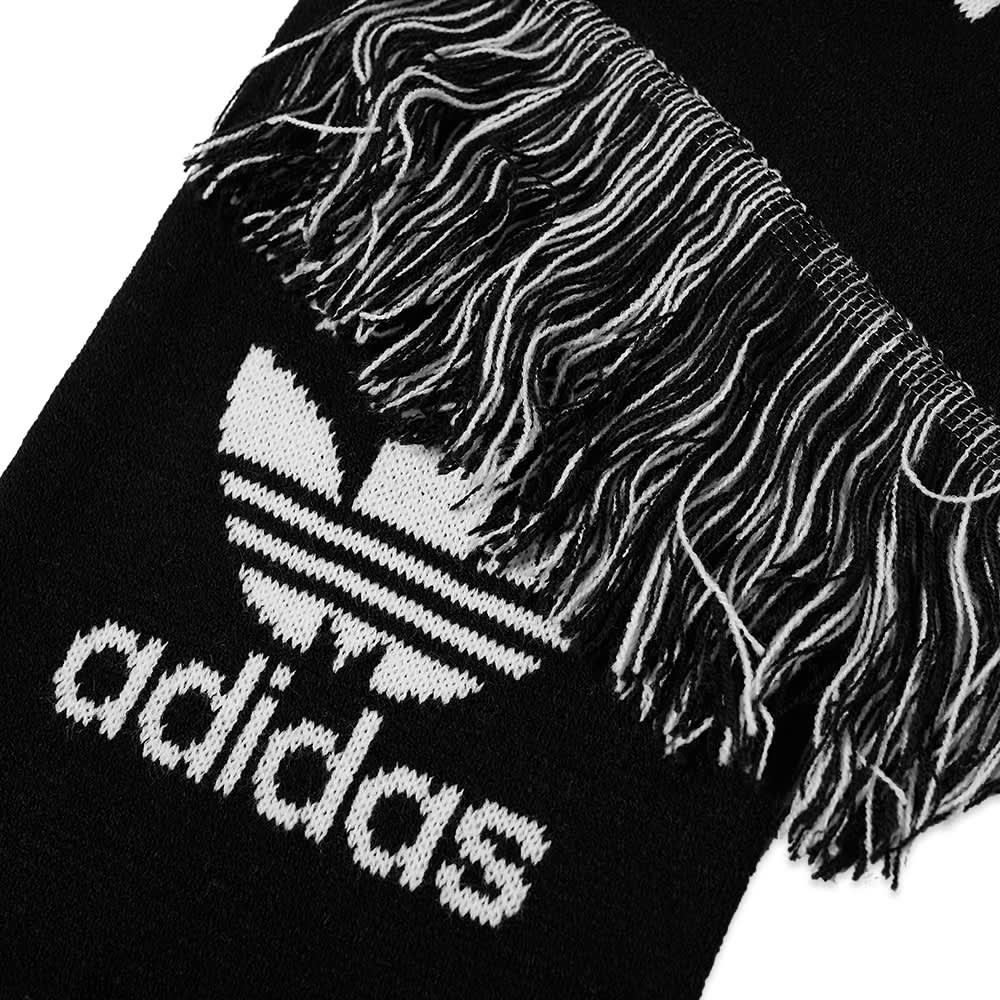 END. x Adidas x Neighborhood Supporters Scarf - Black
