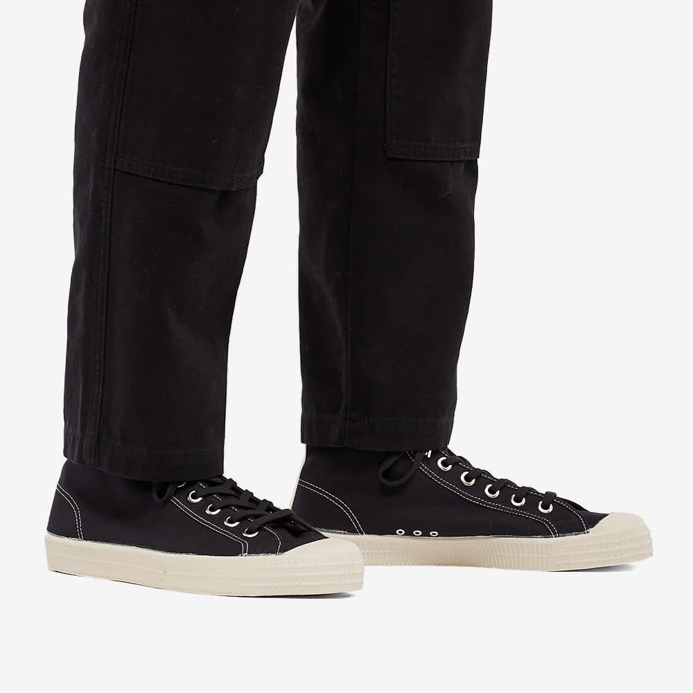 Novesta Star Dribble Contrast - Black, Beige & Ecru