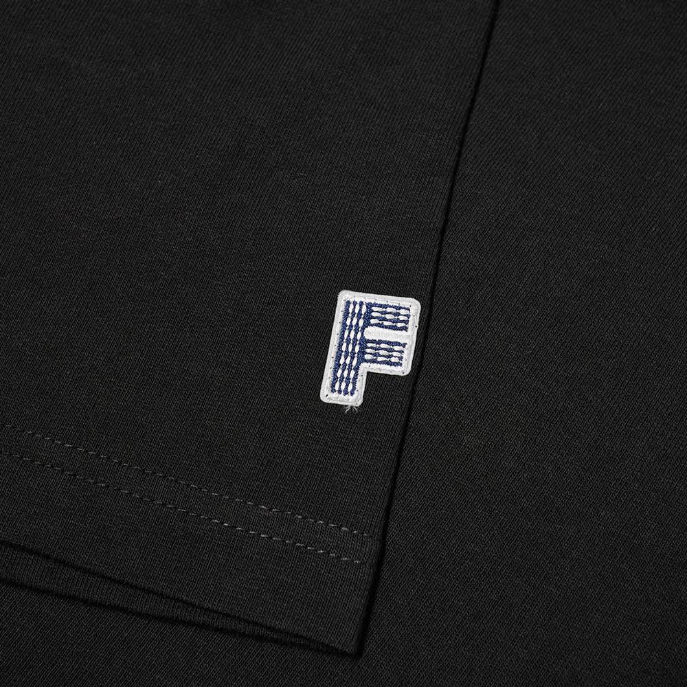 FDMTL Sashiko Logo Tee - Black