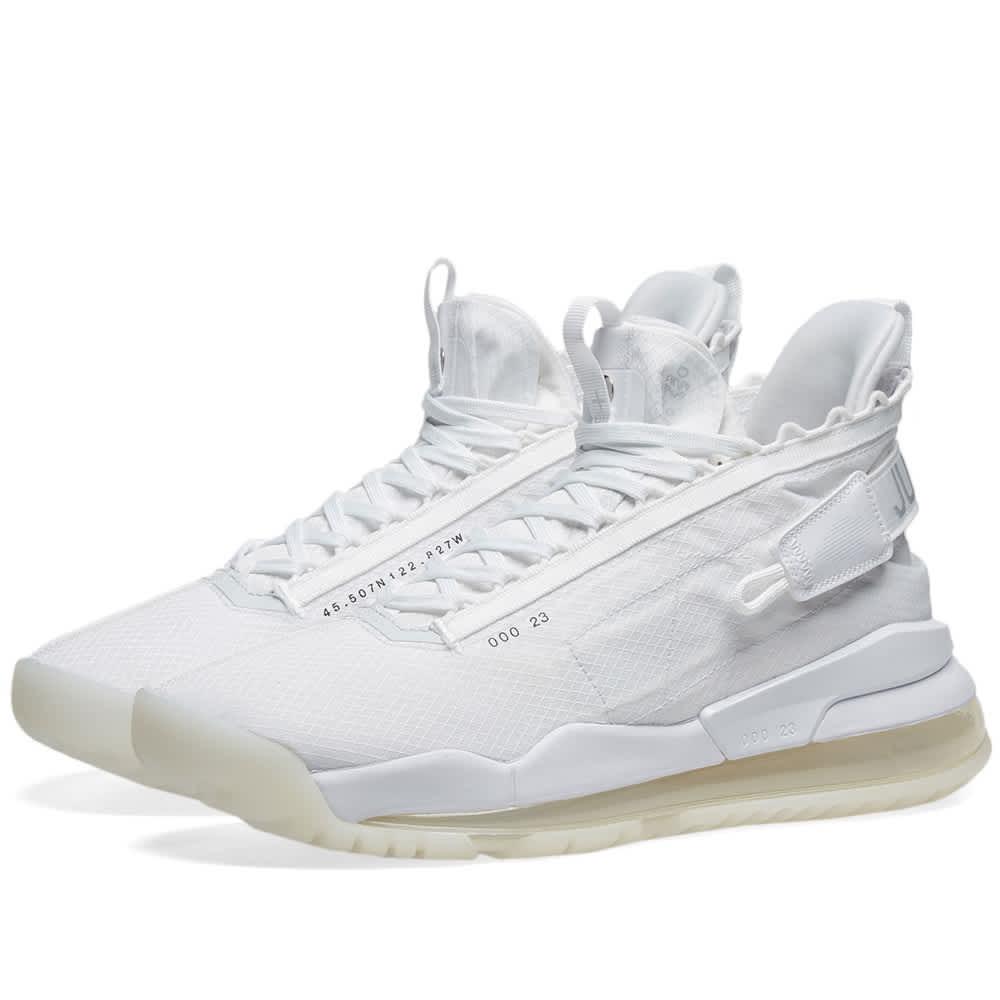 Jordan Proto-Max 720 White, Pure
