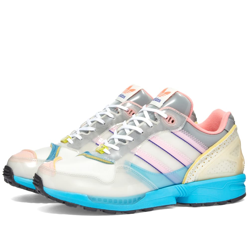 Adidas XZ0006 Inside Out - Grey, Pink & Core Black