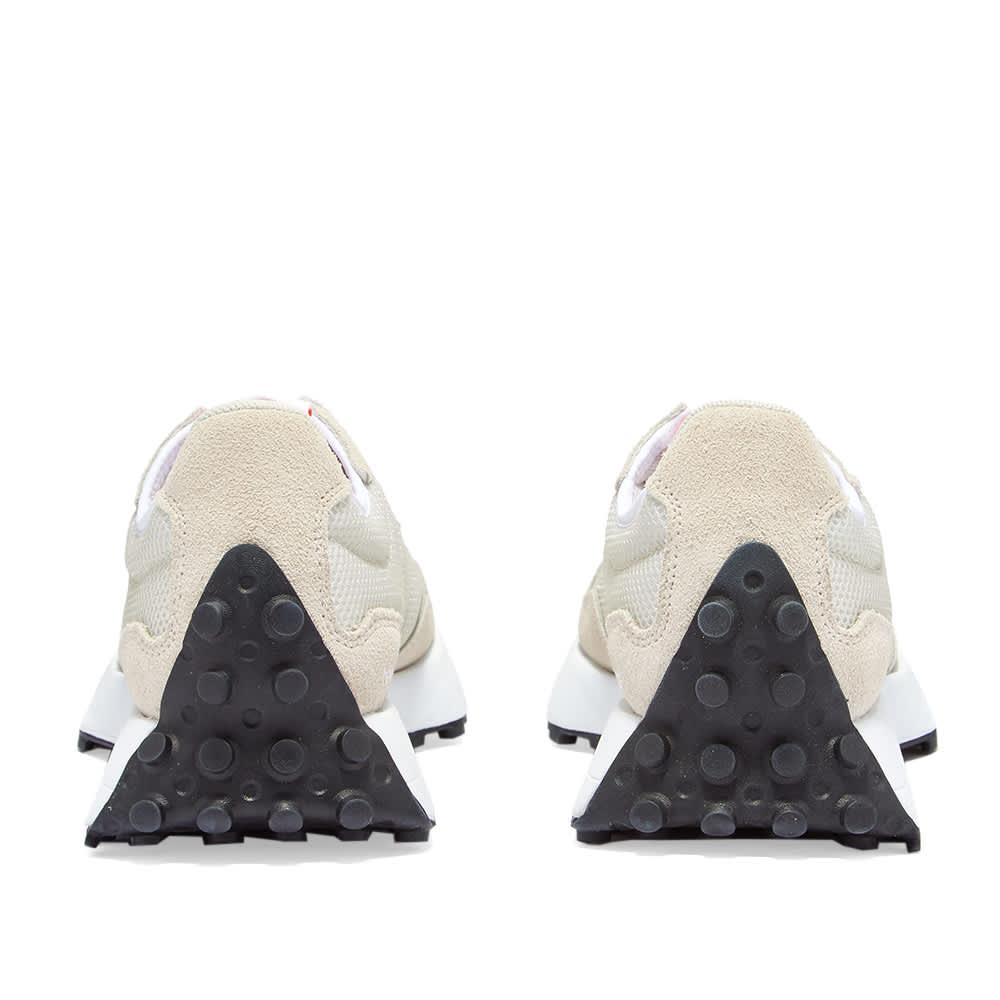 New Balance MS327BA - Grey & White