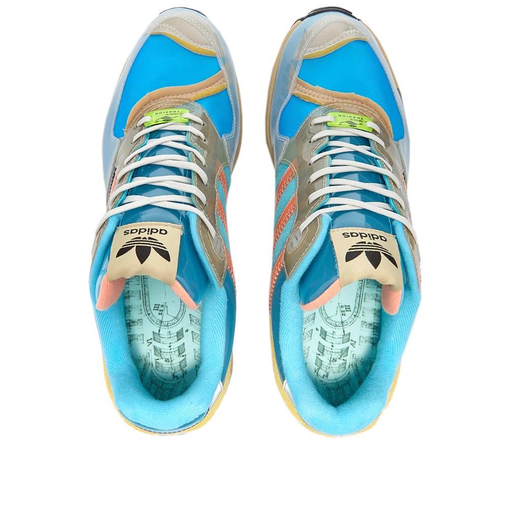 Adidas XZ0006 Inside Out - Cyan, Halk Coral & Stone