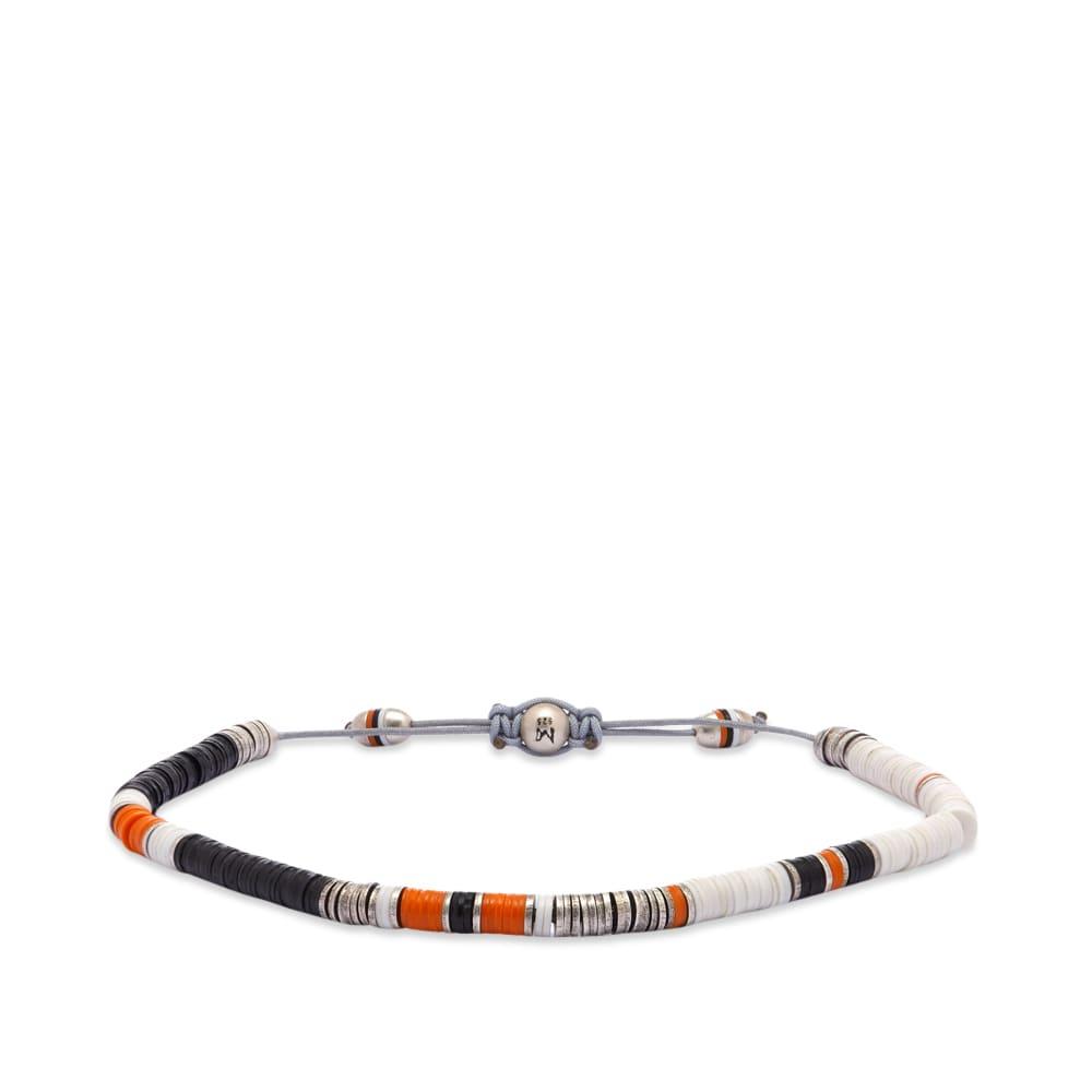 M. Cohen Boho Bracelet - White Mix