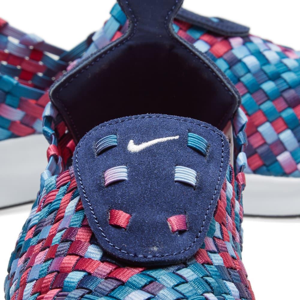 Nike Air Woven Premium - Binary Blue, White & Green