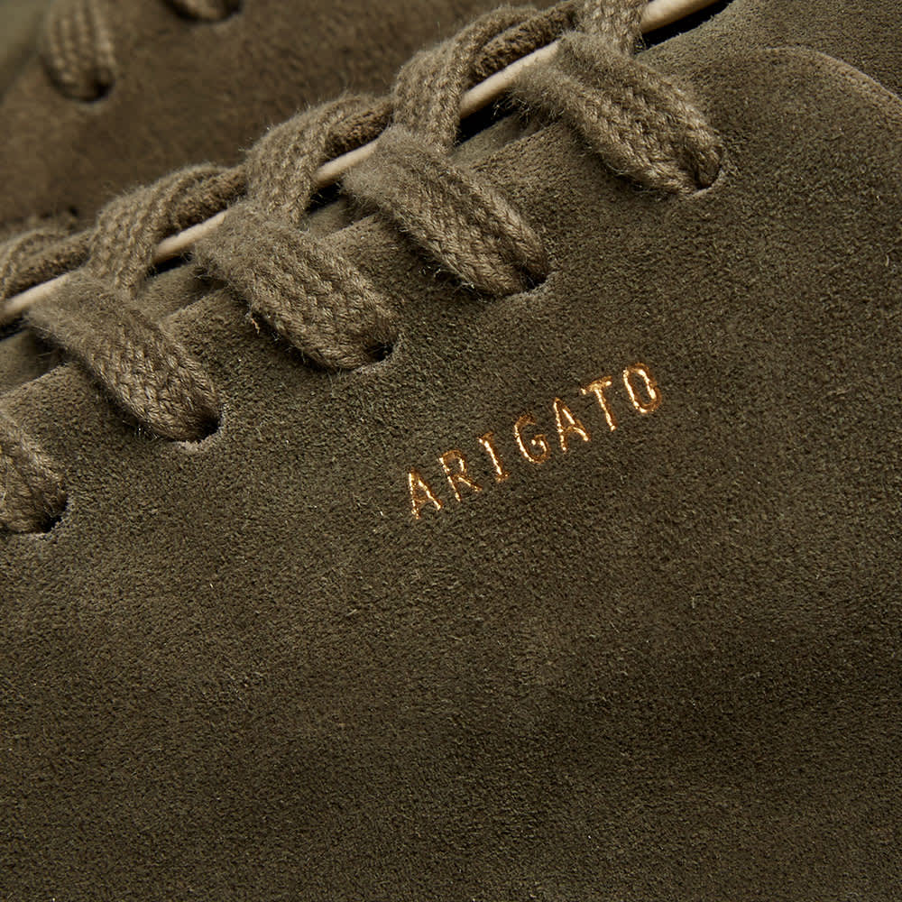 Axel Arigato Toe Cap Sneaker Military