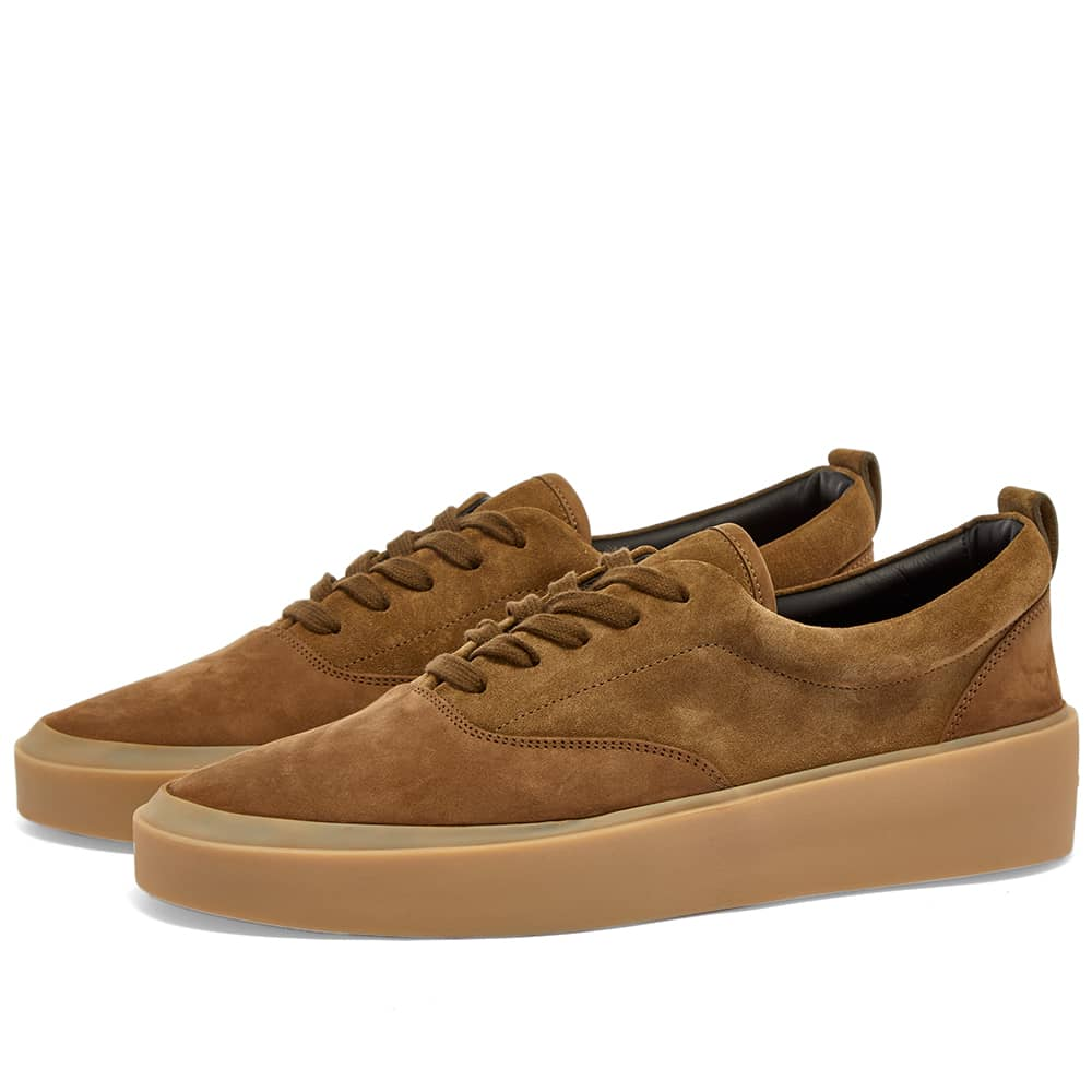 Fear of God 101 Lace Up Sneaker - Taupe