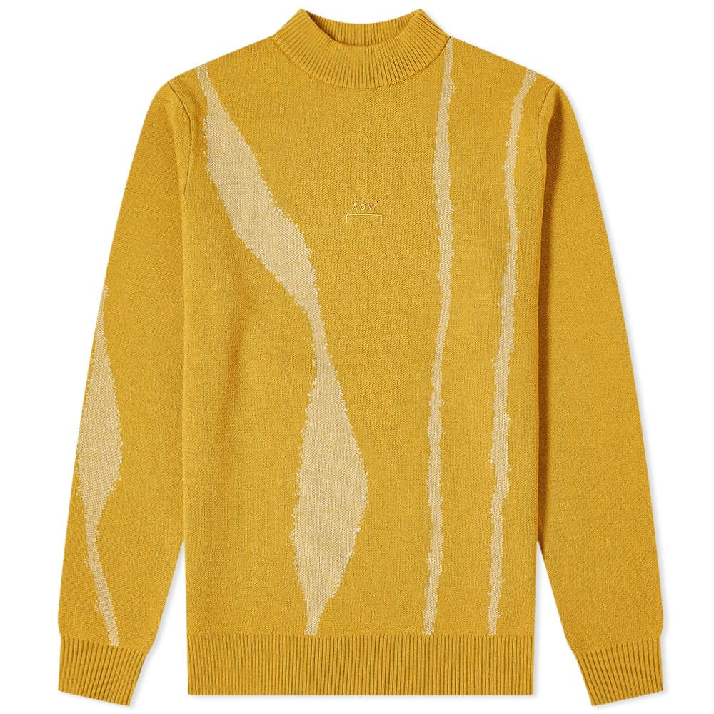 A-COLD-WALL* Terrain Jacquard Knit Jumper