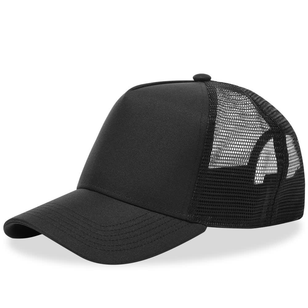 Cole Buxton Classic Trucker Cap - Black
